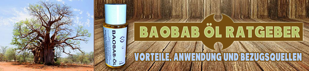 Baobab Öl